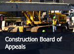 Construction Board of Appeals