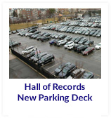 Hall of Records New Parking Deck